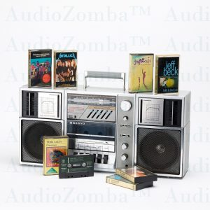 Vintage Cassette Tapes