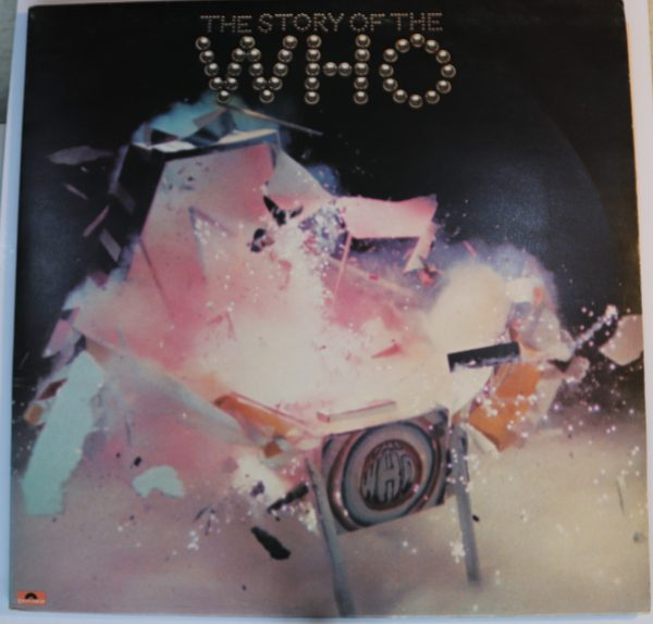 Story of the Who 2 LP