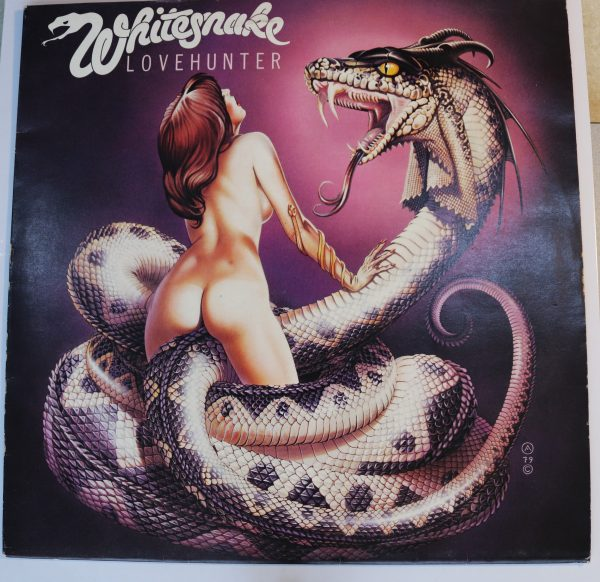 WhiteSnake - Love Hunter LP