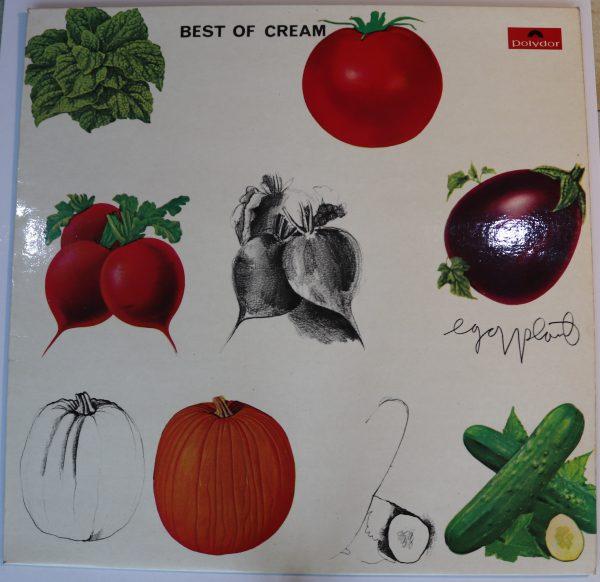 Best of Cream LP