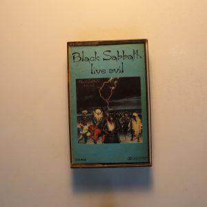 Black Sabbath Cassette